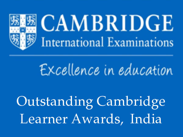 India at the Cambridge Learner Awards