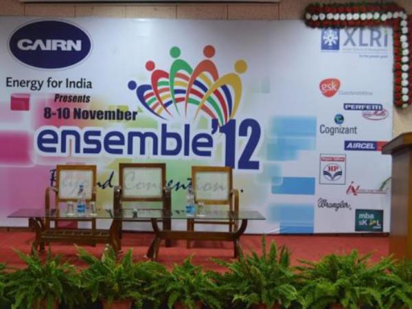 XLRI's annual business summit 2013