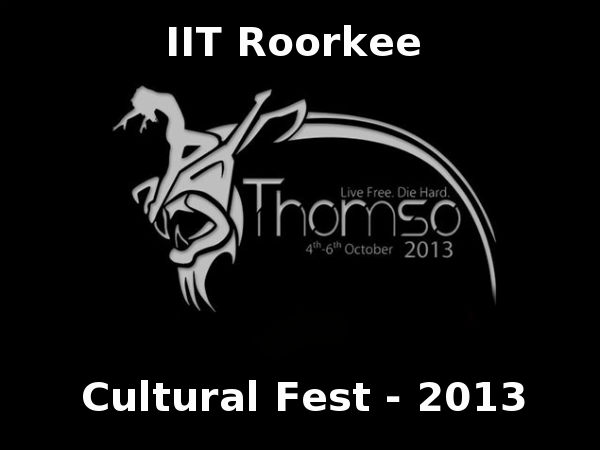 IIT Roorkee cultural fest 2013 concludes