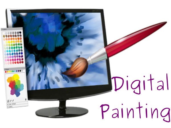 Online course in Digital Painting
