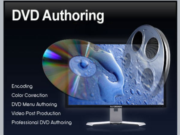 Online course in DVD Authoring