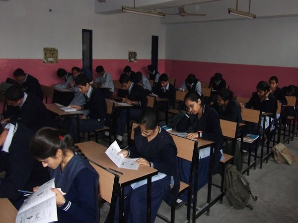 Performance of class 2-8 below 60% in HP