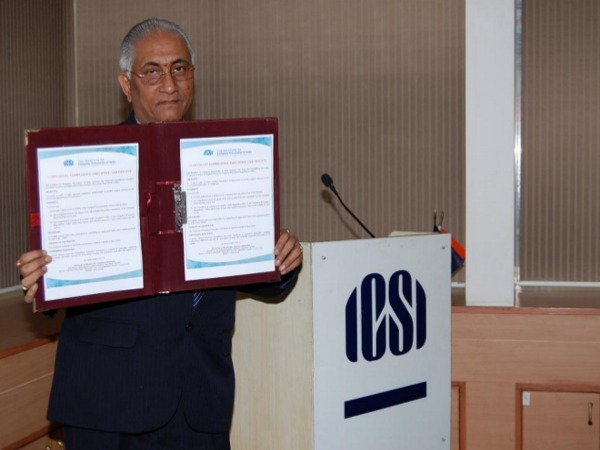 ICSI Primer on Companies Act 2013