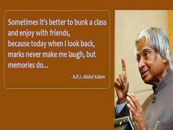Quotes by Dr. A.P.J Abdul Kalam