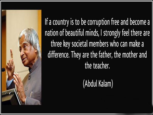 Famous Quotes By Dr Apj Abdul Kalam Careerindia