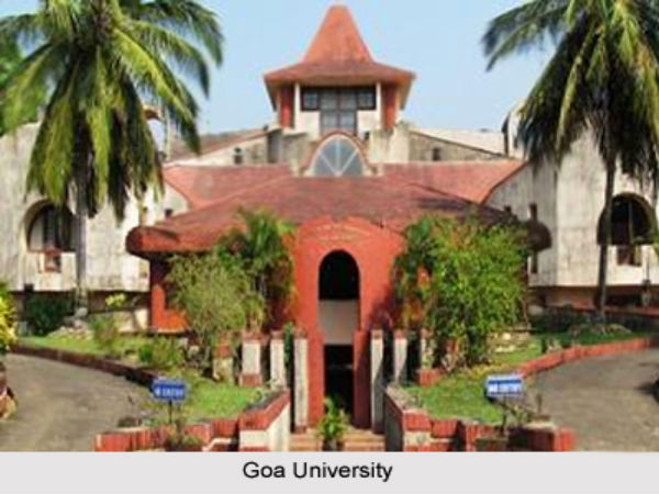 Goa Univ's 26th convocation in Jan 2014