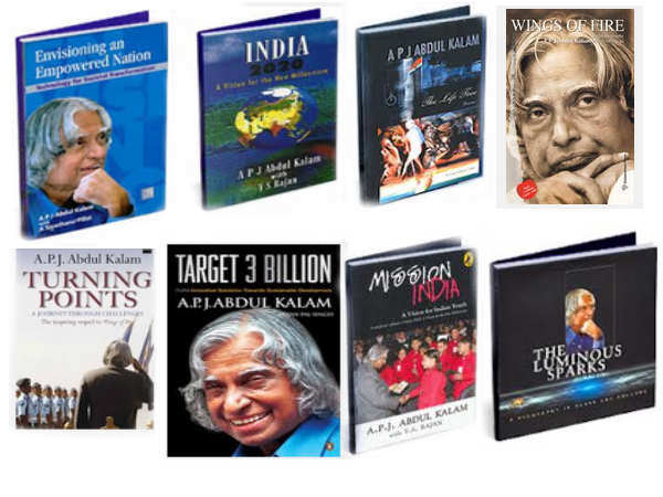 Writings & Biographies of Dr. Kalam