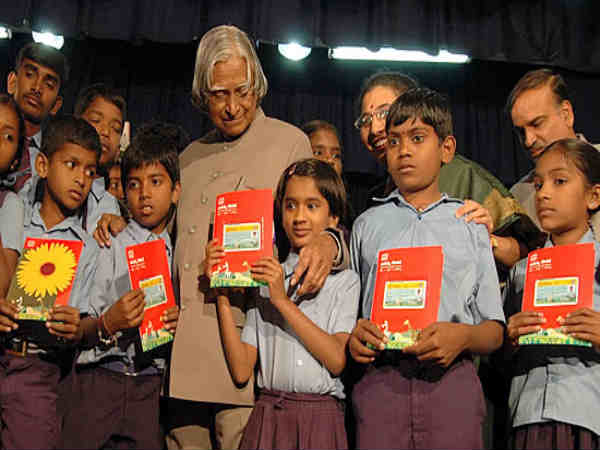 Dr. Kalam's support to future India-2020