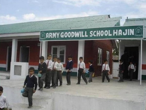 Army Goodwill School reopens