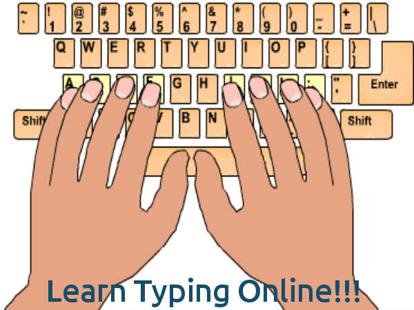 Free online typing classes