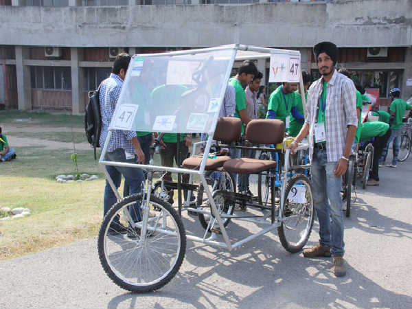 India's budding engineers creativity