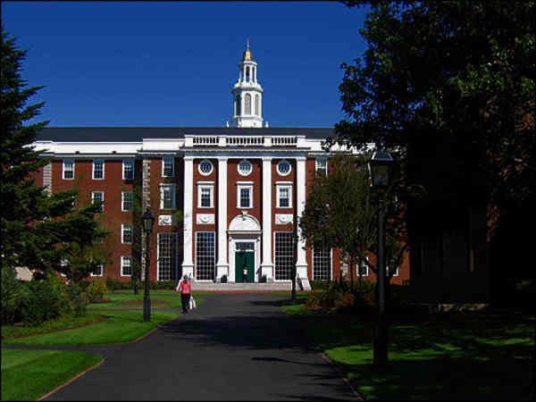 Harvard University Admissions 2014