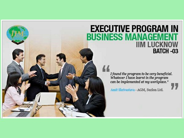 IIM-L launches Executive Program