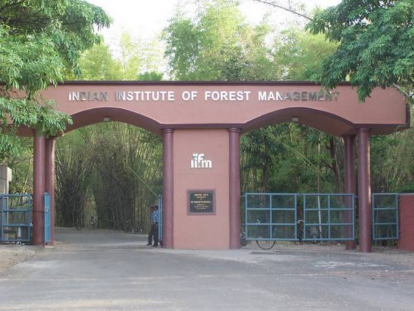PG Diploma in Forestry Mgmt at IIFM