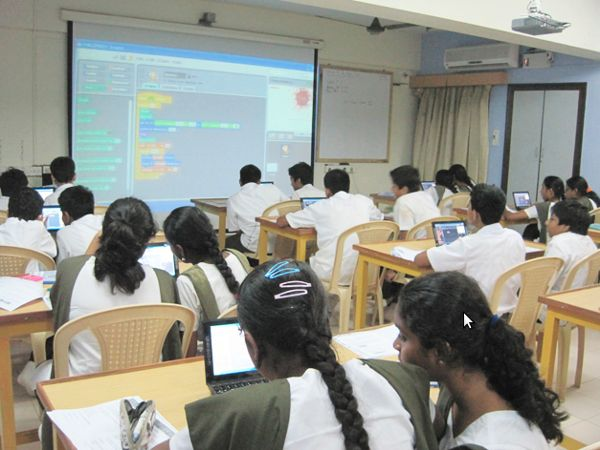 Programme to enable students use brain effectively