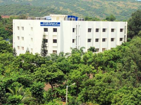 MBA Programme admission at GITAM University