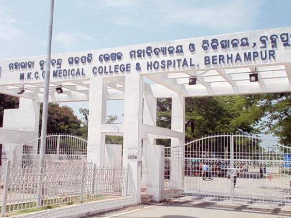 ICU unit of medical college closed in Berhampur