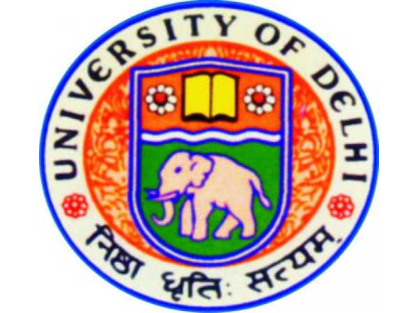 Opening for an 'Assistant Professor' post @DU