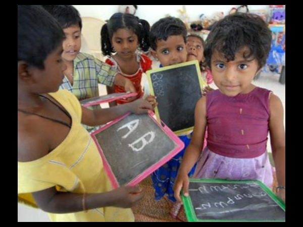 US based Sikh body helps poor students in India