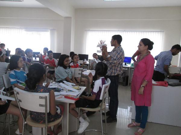GIIS Noida campuses introduce Robotics Education