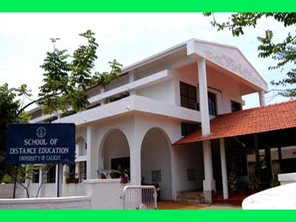 PG courses admission at Calicut University