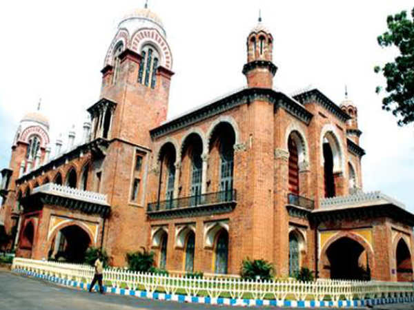 Madras Univ Starts 5 New Departments