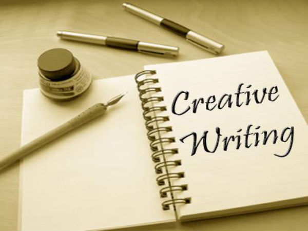 Online Creative Writing Course for free