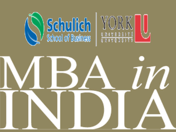 MBA course @Schulich Business school Hyderabad