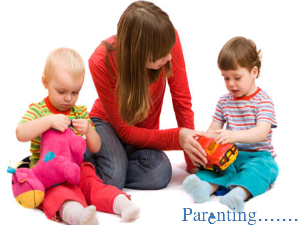 Online course in Parenting