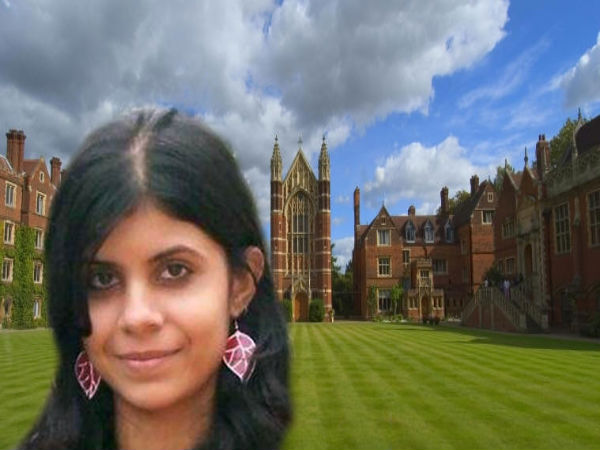 rishika kundra winner of dr manmohan singh scholarship 2013