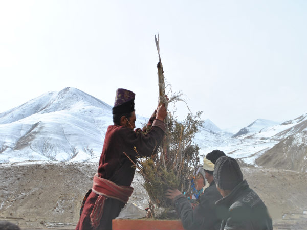 MNI documents Ladakh's cultural heritage