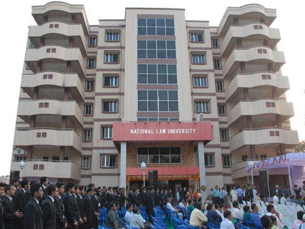 M.Phil and Ph.D admission at NLU,Odisha