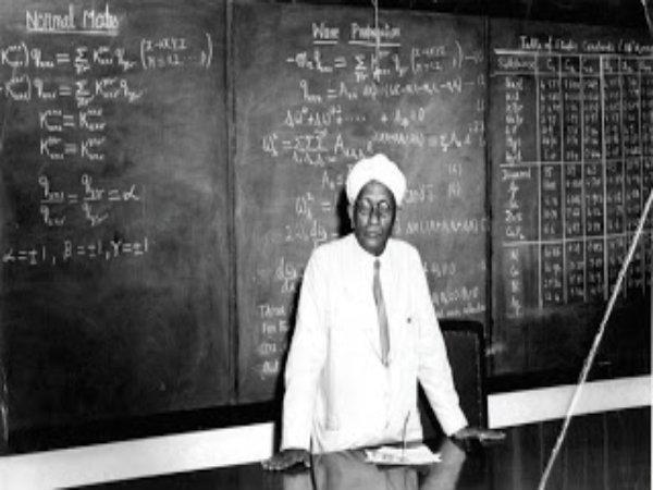C.V Raman's Professional Life