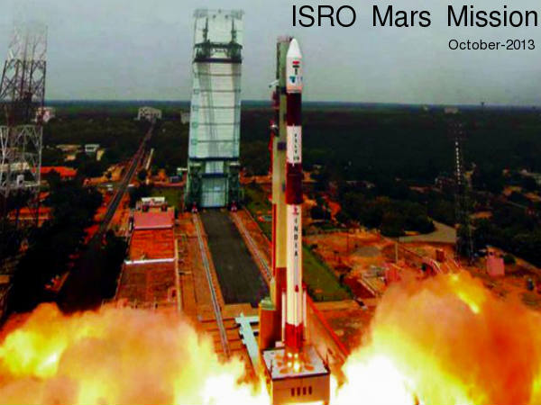 'ISRO Mars Mission' Launched. Students Share The Happiness ...