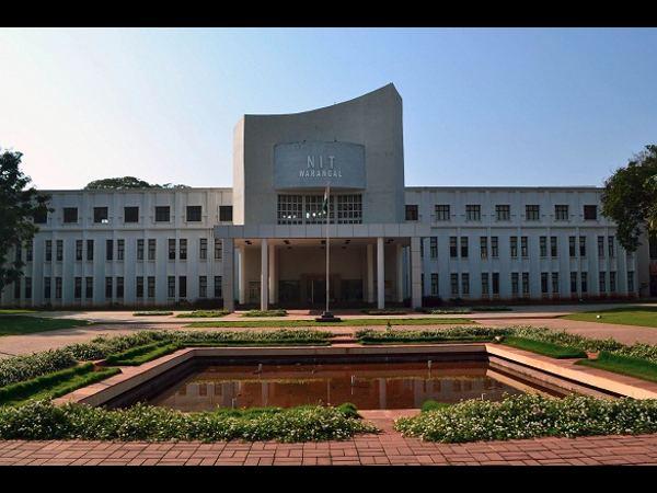 Ph.D Programme Admission at NIT Warangal