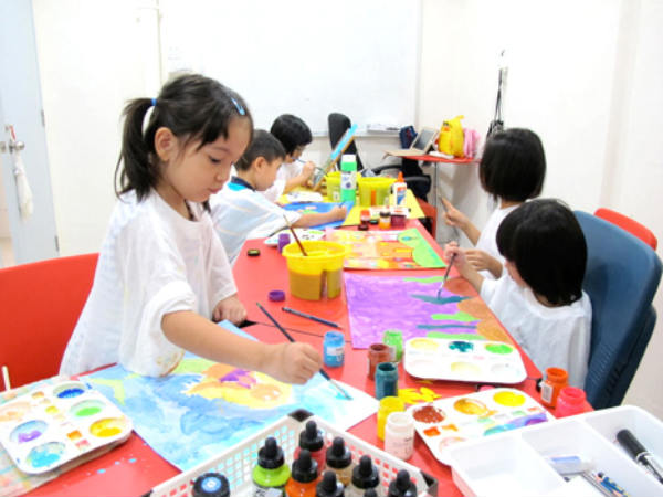 Why Arts & Crafts activities important for kids?
