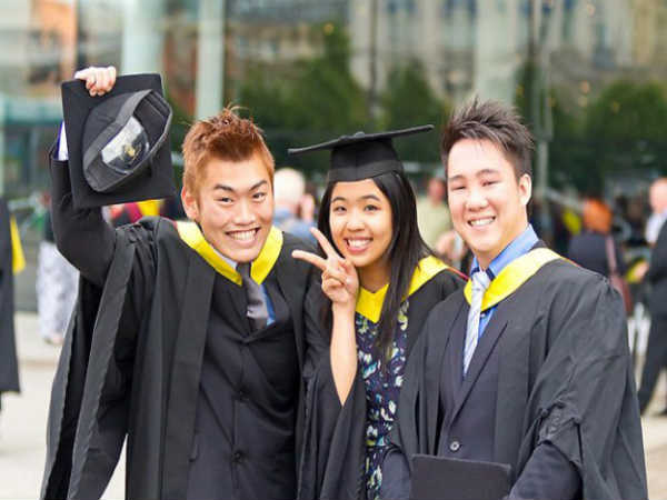 7% increase in overseas students