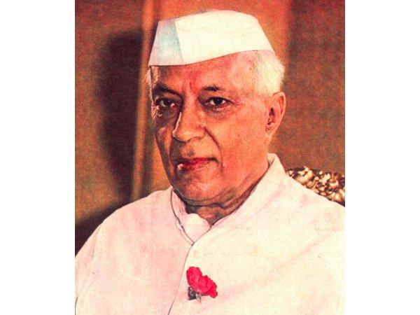 Pandit Jawaharlal Nehru Drawing 1/9