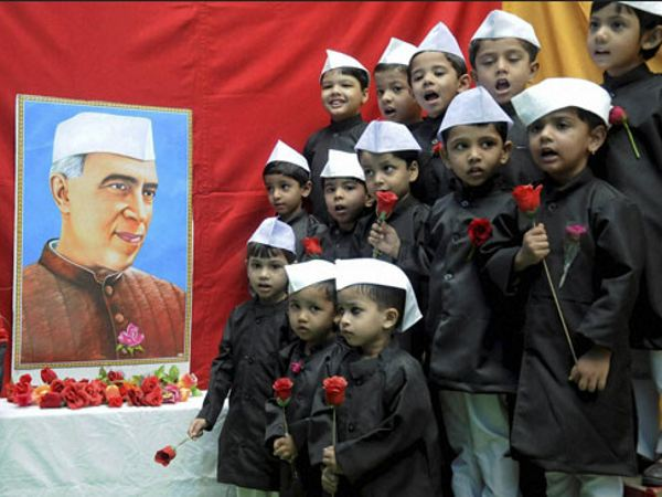 Essay on jawaharlal nehru for children's day special