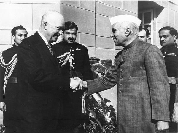 Jawaharlal Nehru's contribution to society