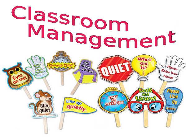 Classroom Management Course Online