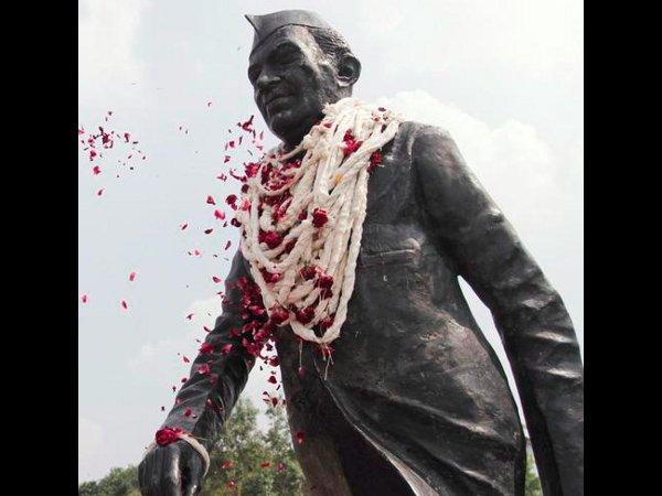 Nehru's 124th birth anniversary