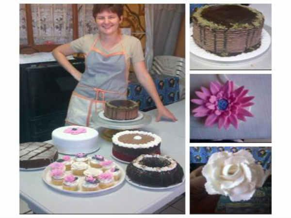 Cake Decoration Course