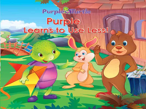 Purple Turtle at the International MIP Junior Meet