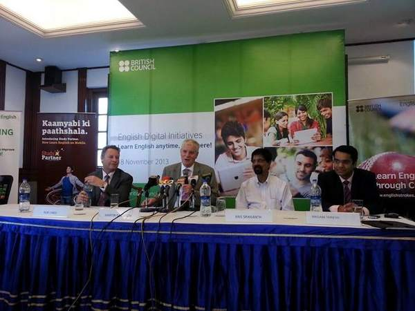 British Council launches products to Indian masses