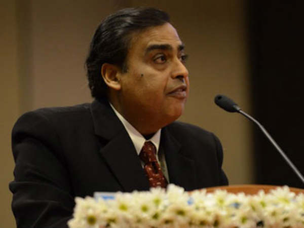 Mukesh Ambani's view on Technology for Edu'n