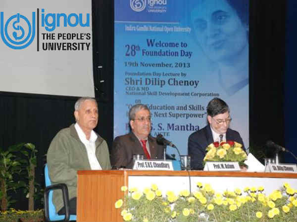 IGNOU Celebrates 28th Foundation Day