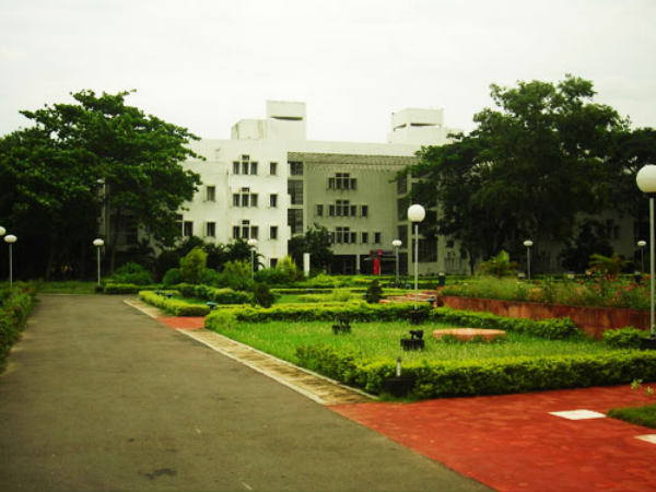 Makeover for IIM Clacutta