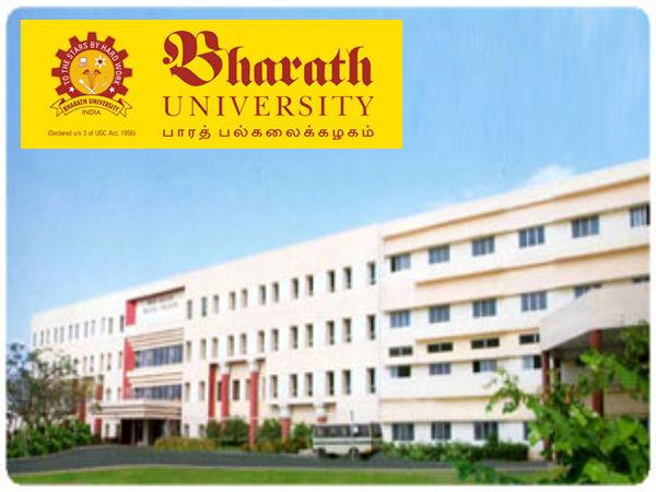 Bharath University scores 3rd prize at AUTCUP 2013