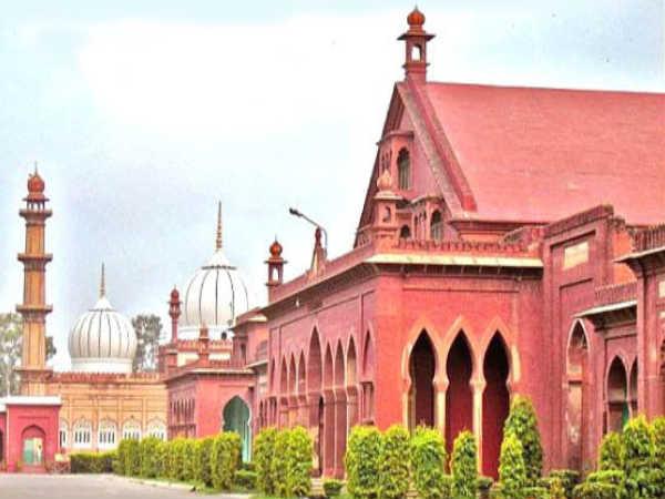 Foreign education fair @Aligarh Muslim University